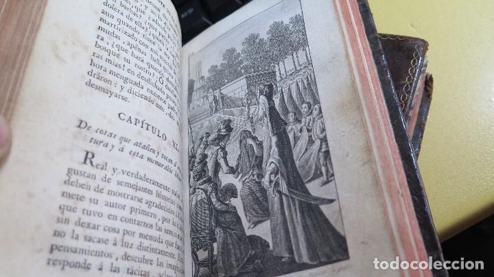 Libros antiguos: 1787. DON QUIJOTE DE LA MANCHA. QUIXOTE. MIGUEL DE CERVANTES. ED. IBARRA. 1787. 6 TOMOS - Foto 12 - 112300263