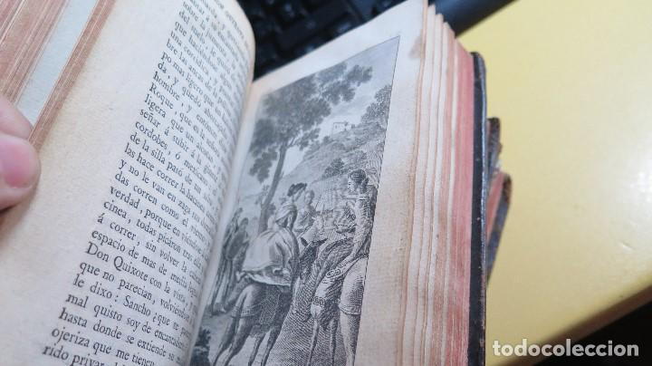 Libros antiguos: 1787. DON QUIJOTE DE LA MANCHA. QUIXOTE. MIGUEL DE CERVANTES. ED. IBARRA. 1787. 6 TOMOS - Foto 17 - 112300263