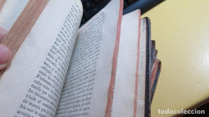 Libros antiguos: 1787. DON QUIJOTE DE LA MANCHA. QUIXOTE. MIGUEL DE CERVANTES. ED. IBARRA. 1787. 6 TOMOS - Foto 18 - 112300263