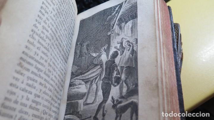 Libros antiguos: 1787. DON QUIJOTE DE LA MANCHA. QUIXOTE. MIGUEL DE CERVANTES. ED. IBARRA. 1787. 6 TOMOS - Foto 20 - 112300263