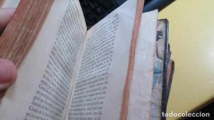 Libros antiguos: 1787. DON QUIJOTE DE LA MANCHA. QUIXOTE. MIGUEL DE CERVANTES. ED. IBARRA. 1787. 6 TOMOS - Foto 23 - 112300263