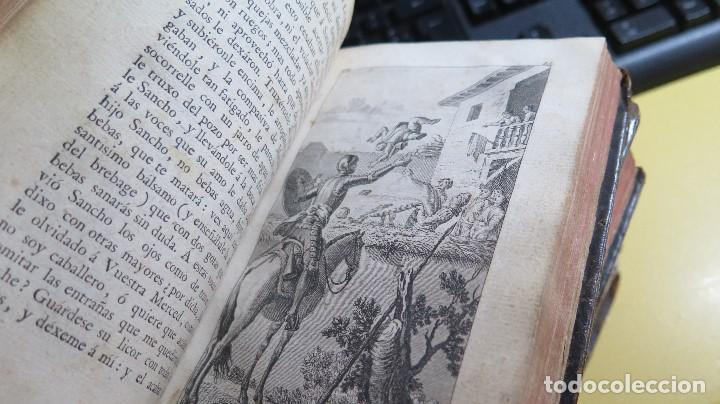 Libros antiguos: 1787. DON QUIJOTE DE LA MANCHA. QUIXOTE. MIGUEL DE CERVANTES. ED. IBARRA. 1787. 6 TOMOS - Foto 25 - 112300263