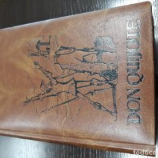 Libros antiguos: EL INGENIOSO HIDALGO DON QUIJOTE DE LA MANCHA. Lote 112965603