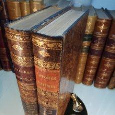 Libros antiguos: DRAMÁTICOS POSTEIORES A LOPE DE VEGA -D. RAMÓN DE MESONEROS - B. DE AUTORES ESPAÑOLES -1859 -MADRID . Lote 113225219