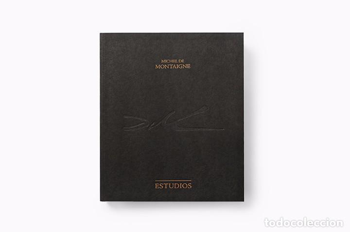 Libros antiguos: ENSAYOS DE MONTAIGNE ( ILUSTRADO POR SALVADOR DALÍ) - Foto 3 - 115712363