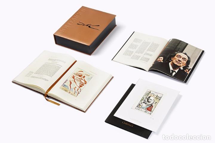 Libros antiguos: ENSAYOS DE MONTAIGNE ( ILUSTRADO POR SALVADOR DALÍ) - Foto 5 - 115712363