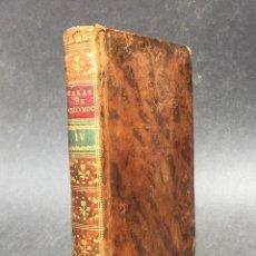 Libros antiguos: 1790 - OBRAS DE FRANCISCO DE QUEVEDO VILLEGAS - SIGLO DE ORO - . Lote 115884423