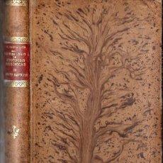 Libros antiguos: GIL FAGOAGA : LOS TRES LIBROS DE HIPOTIPOSIS PIRRÓNICAS DE SEXTO EMPÍRICO (EDITORIAL REUS, 1926). Lote 116247543
