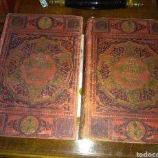 Libros antiguos: DON QUIJOTE DE LA MANCHA 1895 - EDITORIAL SALVATELLA - II TOMOS -. Lote 116561051