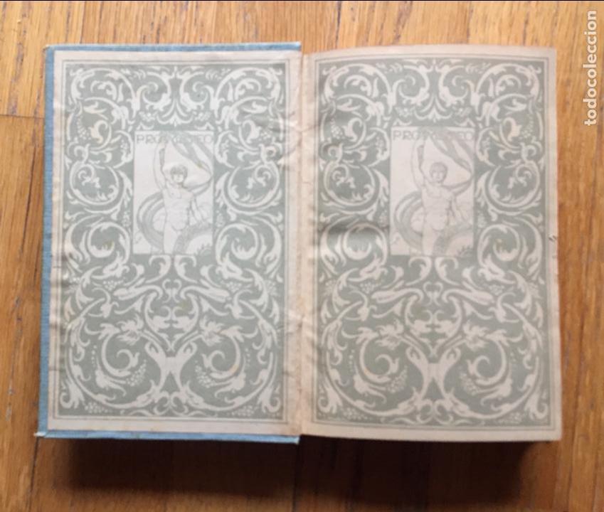 Libros antiguos: SHAKESPEARE OBRAS COMPLETAS, Macbeth, Troilo y Cresida, Enrique VIII, Edita Prometeo Tomo 5 - Foto 3 - 117620223