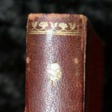 Libros antiguos: HAZAÑAS DE ROCAMBOLE - PONSON DU TERRAIL - TOMO I - LOMO EN PIEL - CIRCA 1930. Lote 117921935