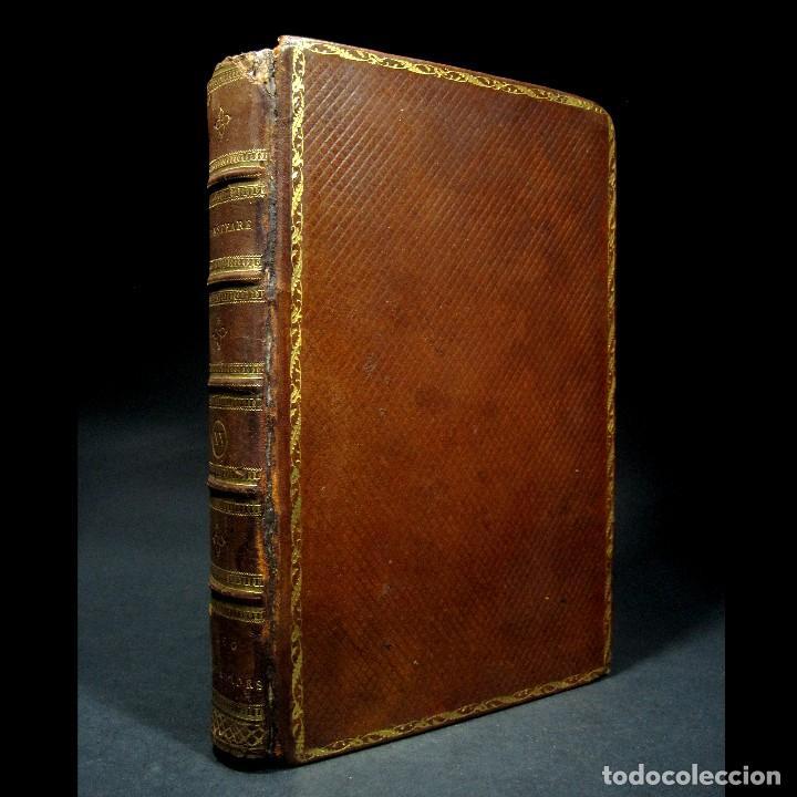 AÑO 1803 SHAKESPEARE, ROMEO Y JULIETA Y LA COMEDIA DE LAS EQUIVOCACIONES 2 OBRAS EN 1 VOLUMEN LONDON (Libros antiguos (hasta 1936), raros y curiosos - Literatura - Narrativa - Clásicos)