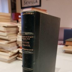 Libros antiguos: EL JUDÍO ERRANTE. EUGENIO SUE. SOBRE 1905. Lote 118537171