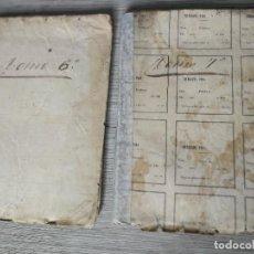 Libros antiguos: 4 TOMOS DE LOS MISERABLES 1862 - VICTOR HUGO - TRADUCCIÓN NEMESIO FERNANDEZ CUESTA - VER FOTOGRAFIAS. Lote 119433159