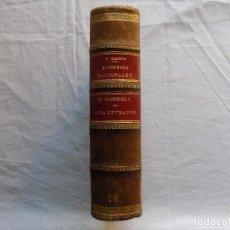 Libros antiguos: LIBRERIA GHOTICA. EDICION LUJOSA DE BENITO PEREZ GALDOS. O'DONNELL / AITA TETTAUEN. 1927. . Lote 119636631