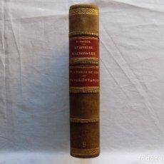 Libros antiguos: LIBRERIA GHOTICA. EDICION LUJOSA DE BENITO PEREZ GALDOS. EL TERROR 1824/ UN VOLUNTARIO.1922. Lote 119654371