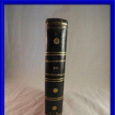 Libros antiguos: OBRAS COMPLETAS DE FERNAN CABALLERO ED. 1862. Lote 120113439