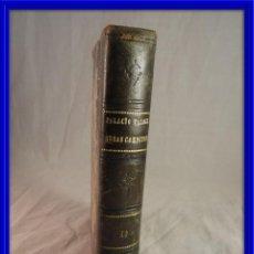 Libros antiguos: LA HERMANA SAN SULPICIO DE ARMANDO PALACIO VALDES EDIC. 1899. Lote 120119595