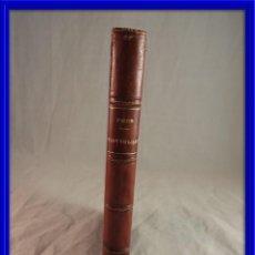 Libros antiguos: JUAN VULGAR POR JACINTO OCTAVIO PICON 2 EDIC. 1885. Lote 120133079