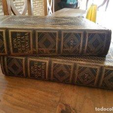Libros antiguos: DON QUIJOTE DE LA MANCHA.1954. ED.MONTANER Y SIMON. Lote 120492987