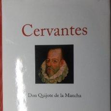 Libros antiguos: DON QUIJOTE DE LA MANCHA - MIGUEL DE CERVANTES (GREDOS). Lote 120585371