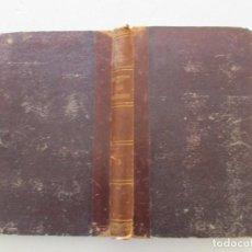 Libros antiguos: VICTOR HUGO LES MISÉRABLES. TOME TROISIÉME. DEUXIÉME PARTIE: COSETTE. I. RM86241. Lote 120668251
