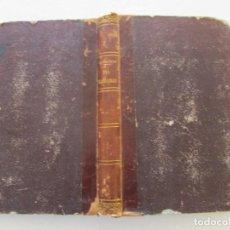 Libros antiguos: VICTOR HUGO LES MISÉRABLES. TOME PREMIER. PREMIÈRE PARTIE: FANTINE. I. RM86242. Lote 120668371