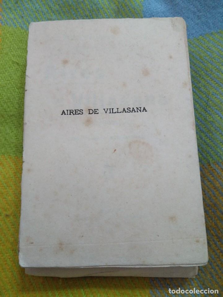 1917. MUY RARO. AIRES DE VILLASANA. JUAN LÓPEZ DE AYALA. (Libros antiguos (hasta 1936), raros y curiosos - Literatura - Narrativa - Clásicos)