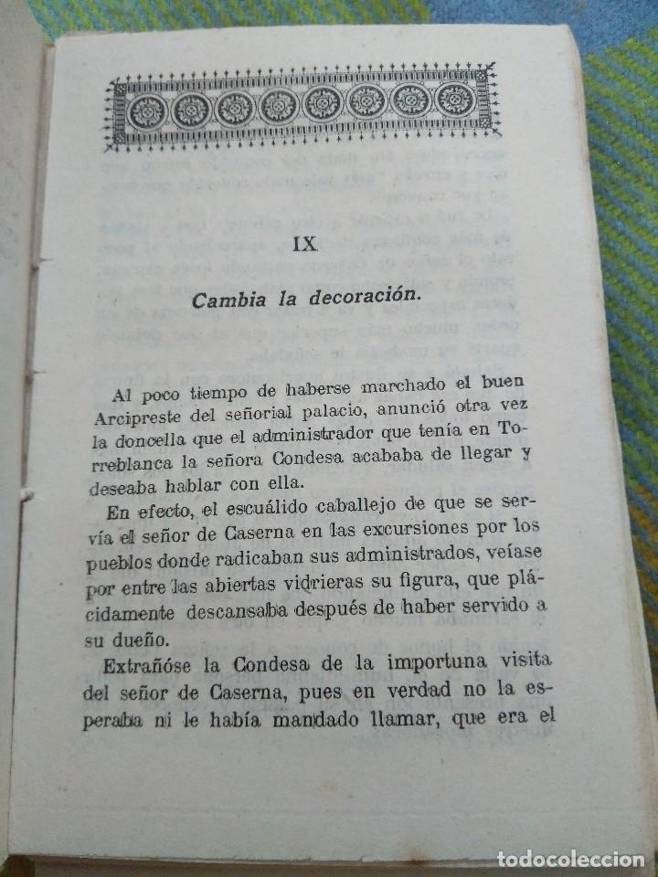 Libros antiguos: 1917. Muy raro. Aires de Villasana. Juan López de Ayala. - Foto 3 - 121254763