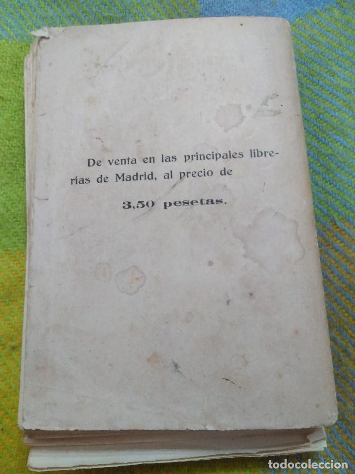 Libros antiguos: 1917. Muy raro. Aires de Villasana. Juan López de Ayala. - Foto 4 - 121254763