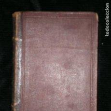 Libros antiguos: F1 LAS MARIPOSAS DEL ALMA AÑO 1887 ENRIQUE PEREZ ESCRICH. Lote 121456679