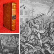 Libros antiguos: AÑO 1798 - EL COMPADRE MATEO - 6 GRABADOS - 2 TOMOS EN UN VOLUMEN - PERSONAJE ESPAÑOL - VIAJE. Lote 121678103