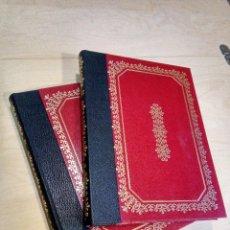 Libros antiguos: LA DIVINA COMEDIA. DANTE. (DOS TOMOS) -MONTANER Y SIMON. Lote 121869331