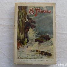 Libros antiguos: LIBRERIA GHOTICA. WALTER SCOTT. EL PIRATA. EDITORIAL RAMON SOPENA, 1935. FOLIO. . Lote 121903699