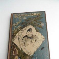 Libros antiguos: NARRACIONES POPULARES DE LA SELVA NEGRA - AUERBACH - ED. FRANCISCO PEREZ - 1883. Lote 121994371