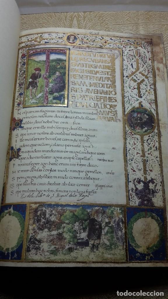Libros antiguos: BUCÓLICAS-GEORGICAS-ENEIDA - P. VIRGILIO MARON - Foto 4 - 123279431