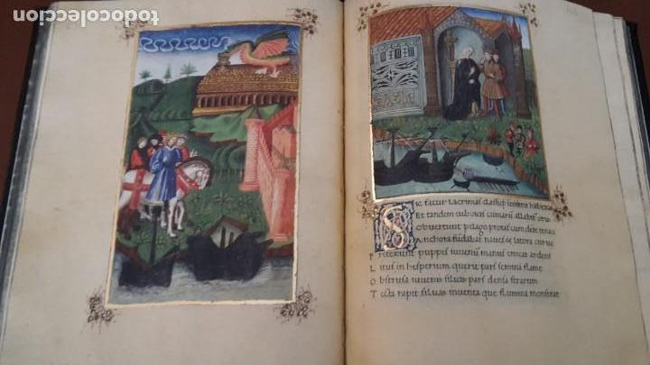 Libros antiguos: BUCÓLICAS-GEORGICAS-ENEIDA - P. VIRGILIO MARON - Foto 8 - 123279431