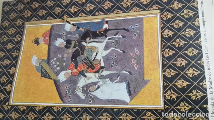 Libros antiguos: Las mil y una noches, 2 tomos, version de Blasco Ibañez, Ediciones Jover - Foto 7 - 123345083