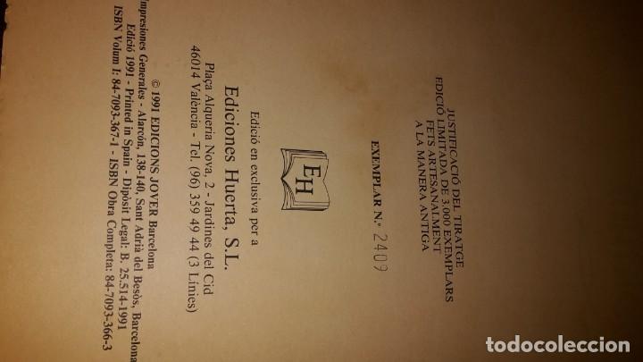 Libros antiguos: Tirant Lo Blanch Ediciones Huerta S. L. / Jover,1991. - Foto 2 - 123365051