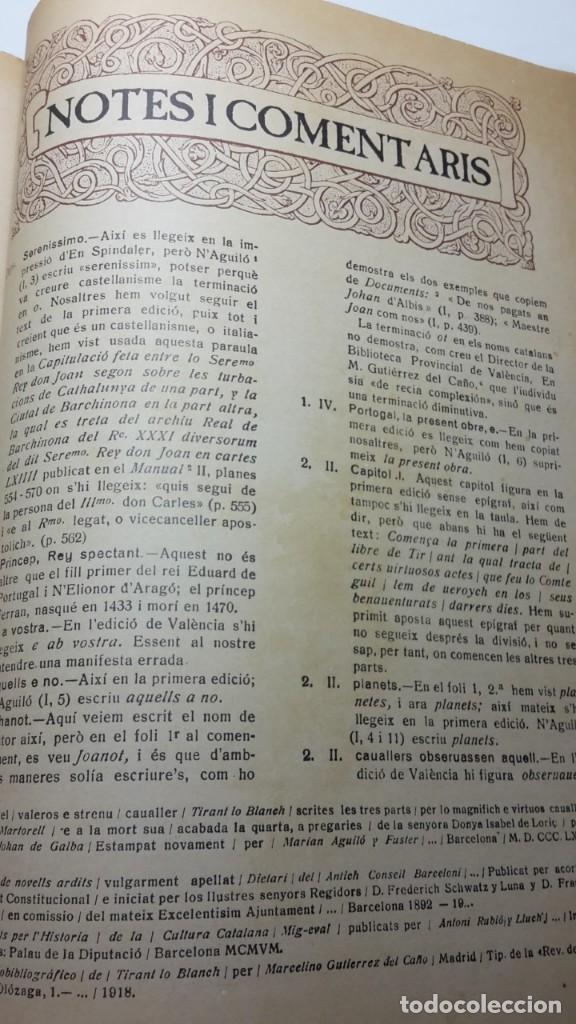 Libros antiguos: Tirant Lo Blanch Ediciones Huerta S. L. / Jover,1991. - Foto 4 - 123365051