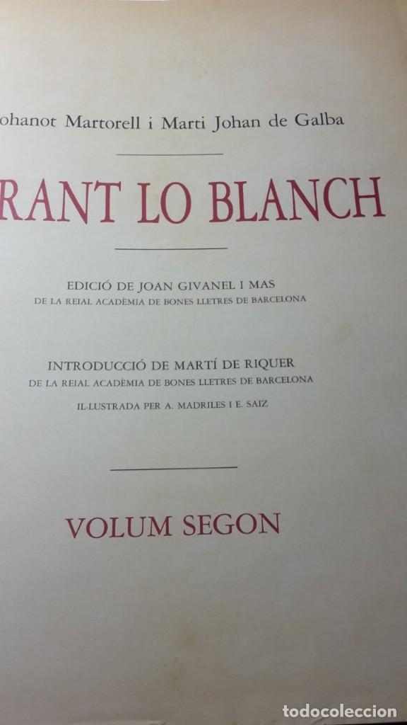 Libros antiguos: Tirant Lo Blanch Ediciones Huerta S. L. / Jover,1991. - Foto 5 - 123365051