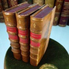 Libros antiguos: EL PARNASO ESPAÑOL O LAS NUEVE MUSAS - DON FRANCISCO DE QUEVEDO - 3 TOMOS - ZARAGOZA - 1886 -. Lote 124004375