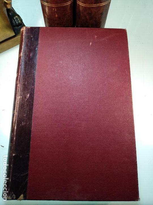 Libros antiguos: OBRAS DE JULIO VERNE - 3 VOLÚMENES - MAS DE 25 DE LOS RELATOS CLÁSICOS - MUY ILUSTRADADOS - - Foto 2 - 124010675