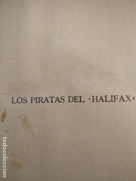 Libros antiguos: OBRAS DE JULIO VERNE - 3 VOLÚMENES - MAS DE 25 DE LOS RELATOS CLÁSICOS - MUY ILUSTRADADOS - - Foto 5 - 124010675