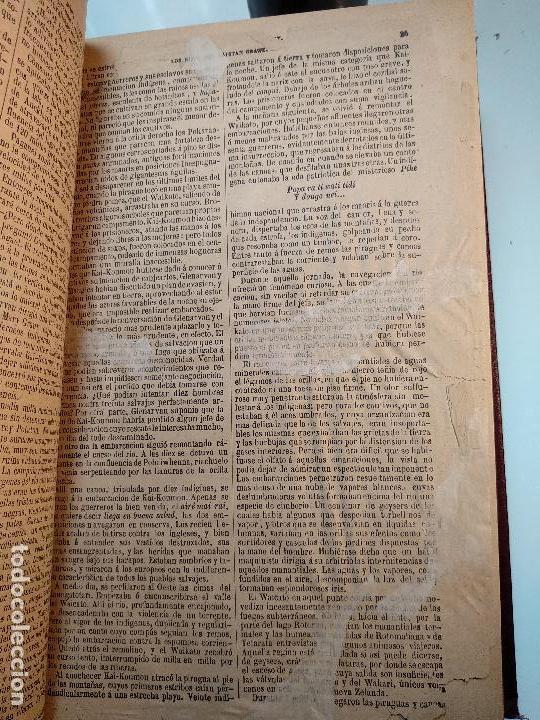 Libros antiguos: OBRAS DE JULIO VERNE - 3 VOLÚMENES - MAS DE 25 DE LOS RELATOS CLÁSICOS - MUY ILUSTRADADOS - - Foto 22 - 124010675