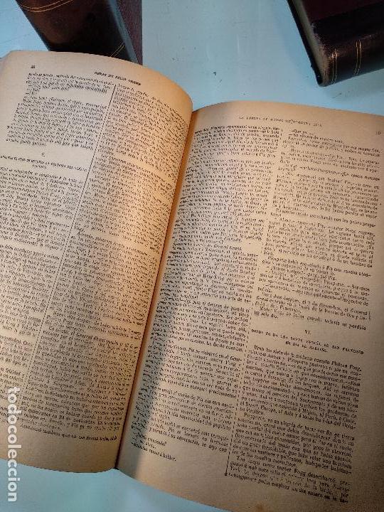 Libros antiguos: OBRAS DE JULIO VERNE - 3 VOLÚMENES - MAS DE 25 DE LOS RELATOS CLÁSICOS - MUY ILUSTRADADOS - - Foto 25 - 124010675