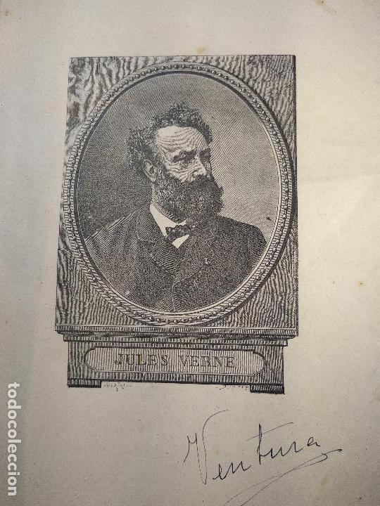 Libros antiguos: OBRAS DE JULIO VERNE - 3 VOLÚMENES - MAS DE 25 DE LOS RELATOS CLÁSICOS - MUY ILUSTRADADOS - - Foto 30 - 124010675