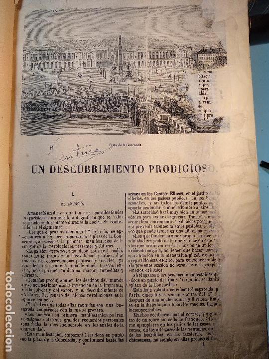 Libros antiguos: OBRAS DE JULIO VERNE - 3 VOLÚMENES - MAS DE 25 DE LOS RELATOS CLÁSICOS - MUY ILUSTRADADOS - - Foto 31 - 124010675