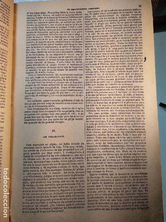 Libros antiguos: OBRAS DE JULIO VERNE - 3 VOLÚMENES - MAS DE 25 DE LOS RELATOS CLÁSICOS - MUY ILUSTRADADOS - - Foto 32 - 124010675