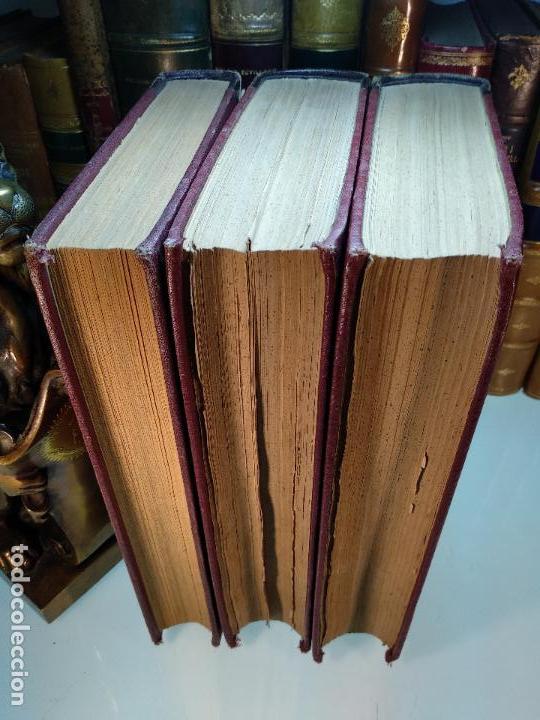 Libros antiguos: OBRAS DE JULIO VERNE - 3 VOLÚMENES - MAS DE 25 DE LOS RELATOS CLÁSICOS - MUY ILUSTRADADOS - - Foto 40 - 124010675